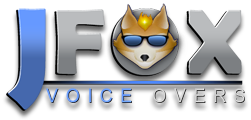 Voice Overs | Voice Over Talent and Voice Actor J Fox